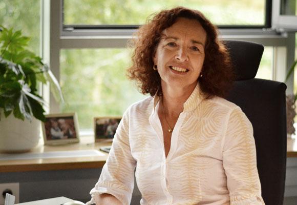 Angelika Brauen Geschäftsführerin Jobcenter Lüneburg